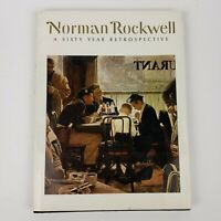 Norman Rockwell A Sixty Year Retrospective 1972 1st edition