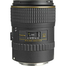 Tokina 100mm f/2.8 AT-X M100 AF Pro D Macro Autofocus Lens for Canon EOS Cameras