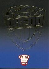 2000 AD Judge Dredd Binder Exclusive Promo Card B1