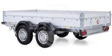STEMA Anhänger STL 2000 Kg 301cm x B 153cm x 35cm