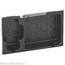 BOSCH Universal-Einlage für Zubehör für L-BOXX L-BOX Größe 1 - 102  Sortimo