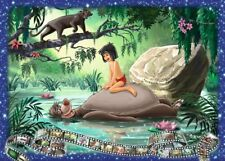 NEW! Ravensburger Jungle Book 1000 piece disney collectors jigsaw puzzle 19744