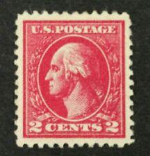 US Stamp Scott #526 1920 2c Washington regular issue Mint MH VF Well Centered