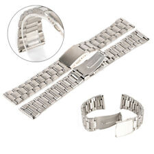 Universal Watch Band Stainless Steel Quick Release Strap 14/16/18/20/22mm Belt