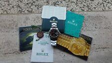 ROLEX SUBMARINER 16610 PAPER, BOX, FULL SET