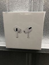 New listing Sealed!Apple AirPods Pro White In Ear Canal Headset with Wireless Charging Case