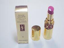 YSL Rouge Volupte Silky Radiant Lipstick #8 Rose Fetiche Fresh Pink