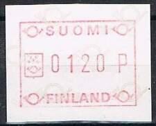 Finland postfris Automaat 1988 MNH A3 - Automaatzegels (3)