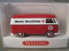 Wiking 1:87   BT12 neu OVP  VW T1  07970636 KAWA