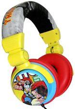 Thor Design Headphones Dj Style Marvel Comics