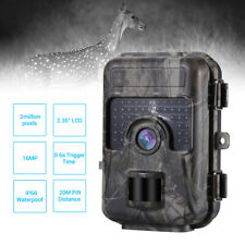 16MP 1080P Trail Hunting Camera Home Farm Scouting Night Vsion Motion Detection
