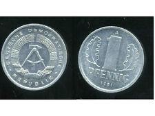ALLEMAGNE  DDR  1 pfennig 1981   ( bis )