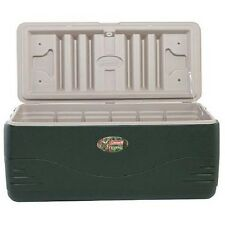 150 Quart Ice Cooler Portable Freezer Green Fishing Picnic Camping 223 Cans