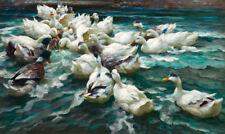 Reproduction Impressionism Animals Art Prints