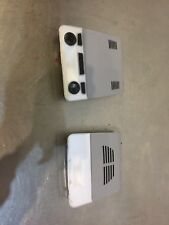 BMW 1 SERIES E87 PAIR OF INTERIOR ROOF LIGHT AND ALARM 6961449 6951255 6963651