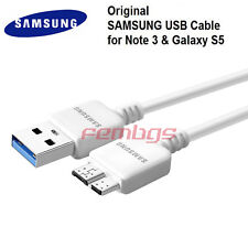 New Original OEM Samsung USB 3.0 Data Sync Charger Cable For Galaxy S5 Note 3