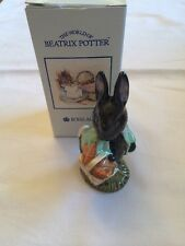 Royal Albert Beatrix Potter - LITTLE BLACK RABBIT - New Boxed