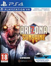 Arizona Sunshine VR PSVR PS4 * NEW SEALED PAL * Scan/Nord