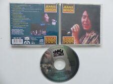 CD JEANIE BRYSON Live at Warsaw jazz festival 1991  bellaphon 660 50 002