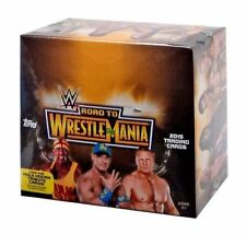 Wrestling Trading Cards