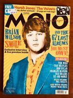 MOJO MAR 2004 BRIAN WILSON SMILE NORAH JONES VELVETS + CD #3 RAW SOUL! NEAR MINT