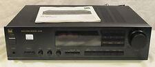 Dual CR 5900 AM/FM Stereo Receiver Amplifier + Manual - 220V (CR5900)