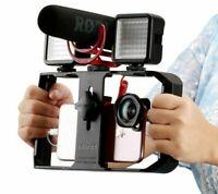 Pentax Optio E80 Vertical Shoe Mount Stabilizer Handle Pro Video Stabilizing Handle Grip for
