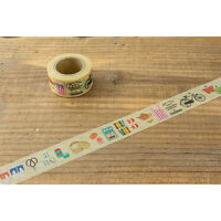 TRAVELER'S Notebook Japan Masking Tape 24mm Local Things in TAIWAN 07100486