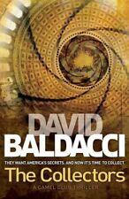 The Collectors (The Camel Club),David Baldacci- 9780330523516