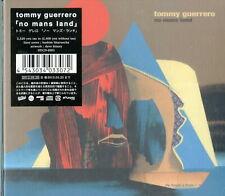 TOMMY GUERRERO-NO MANS LAND-JAPAN CD F92