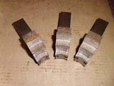 Machined Set of Soft Jaws for Pratt Burnerd 400mm Scroll Chuck.