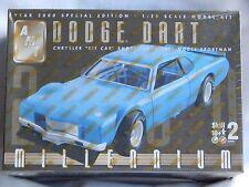 """AMT Dodge Dart Chrysler """"Kit Car"""" Short Track Late Model Sportsman Model Kit"""