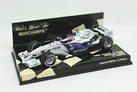 MINICHAMPS 1/43 - BMW Sauber F1 Team Showcar 2008 R. Kubica 400080084
