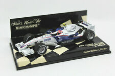 MINICHAMPS 1/43 - BMW Sauber F1 Team Showcar 2008 R. Kubica 400080084