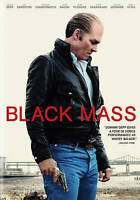 BLACK MASS DVD MOVIE NEW RELEASE + SPECIAL FEATURES! JOHNNY DEPP............