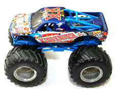 KING KRUNCH HOT WHEELS MONSTER TRUCKS early issue - VERY GOOD 1/64