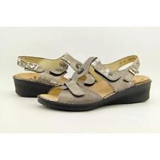 Sandalias con tiras de mujer de tacón medio (2,5-7,5 cm) Talla 41