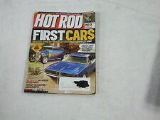 Hot Rod Magazine ~ April 2009 ~ 1,000 HP At The Wheels! Bolt-On Twin Turbos For