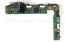OEM ASUS EEE SLATE B121 POWER/VOLUME/ORIENATION LOCK BUTTONS PCB MINI HDMI PORT