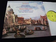 VIVALDI°NISI DOMINUS<>TERESA BERGANZA<>LP Vinyl~France Pressing<>FIDELIO FL3331