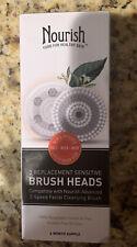 Nourish 3 Replacement Brush Heads 6 Month Supply