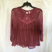 Free People Women's Top Size Medium