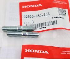 2 Honda Foreman 400 450 500 trx300 400ex 250ex recon 250 exhaust studs stud