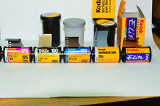 35mm photographic film assortments