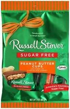 Russell Stover Chocolate Peanut Butter Cups Sugar Free (OVERSTOCK SALE)