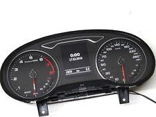 Audi A3 8V TFSI Facelift Kombiinstrument Tacho MFA FIS Cluster Benzin 8V0920871T