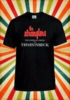 The Stranglers Wave Punk Rock Band Men Women Vest Tank Top Unisex T Shirt 2263