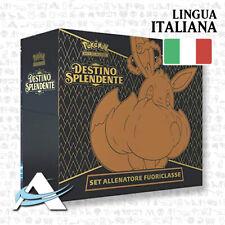 Set Allenatore Fuoriclasse DESTINO SPLENDENTE • Elite EEVEE • ITALIANO • POKEMON