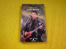 Lou Reed Rafael Cervera Leduc Rock Pop Catedra libro NUEVO ç