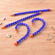 6 x 30cm Plastic Flexible Water Oil Coolant Pipe Hose Pop JcEv